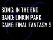 Смотреть Final Fantasy (Linkin Park - In The End)