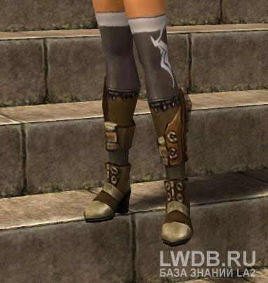 Штурмовые Сапоги - Assault Boots