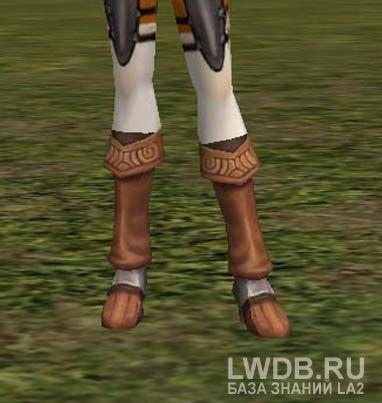 Багровые Ботинки - Crimson Boots