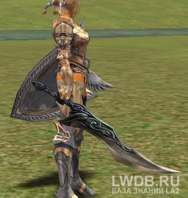 Меч Рубежа - Sword of Limit