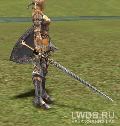 Меч Налетчика - Raid Sword