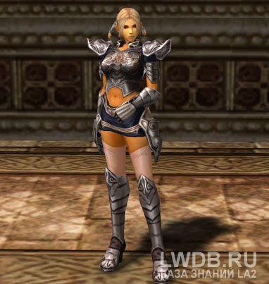 Латный Доспех Рока - Doom Plate Armor