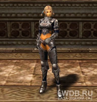 Кожаный Доспех Рока - Leather Armor of Doom