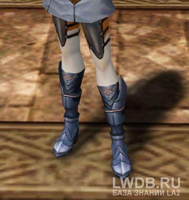 Сапоги Синего Волка - Blue Wolf Boots