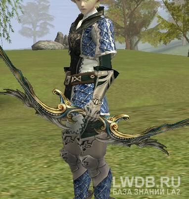 Лук Стихии - Elemental Bow