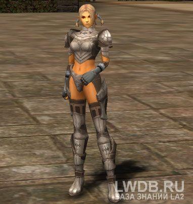 Полулаты - Half Plate Armor