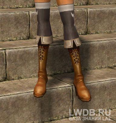 Кожаные Сандалии - Leather Sandals