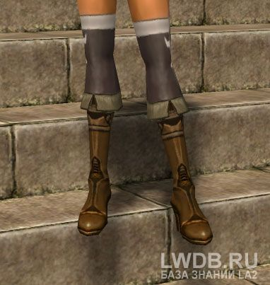 Сапоги - Boots