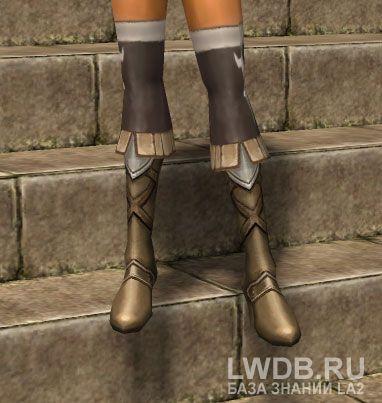 Кожаные Сапоги - Leather Boots
