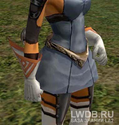 Кожаный Доспех Тека - Theca Leather Armor