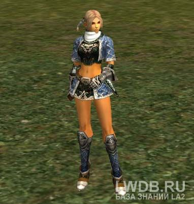 Кожаный Доспех Дрейка - Drake Leather Armor