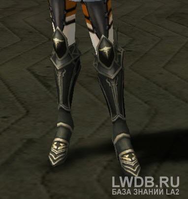 Запечатанные Сапоги Кристалла Тьмы - Sealed Dark Crystal Boots