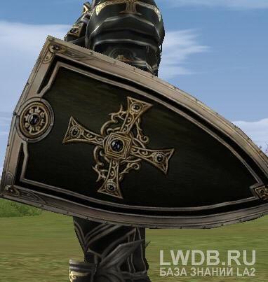 Запечатанный Щит Кристалла Тьмы - Sealed Dark Crystal Shield