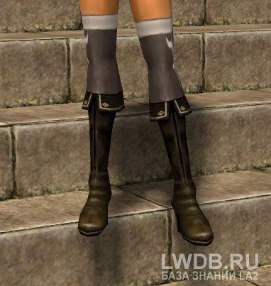Железные Ботинки - Iron Boots