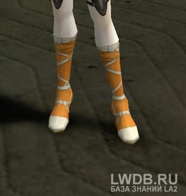 Сапоги Величия - Majestic Boots