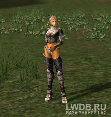 Композитный Доспех - Composite Armor