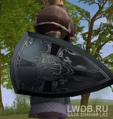 Треугольный Щит - Kite Shield