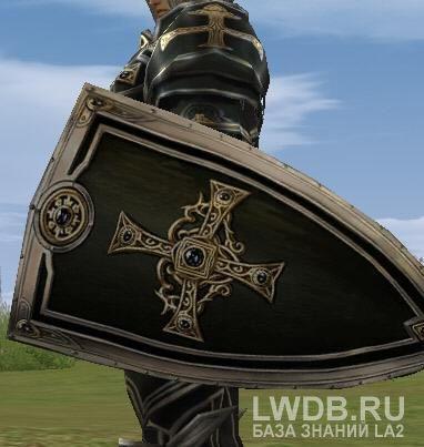 Щит Кристалла Тьмы - Dark Crystal Shield