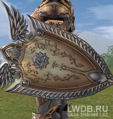 Запечатанный Щит Имперского Крестоносца - Sealed Imperial Crusader Shield