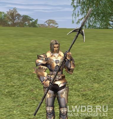 Крылатое Копье - Winged Spear
