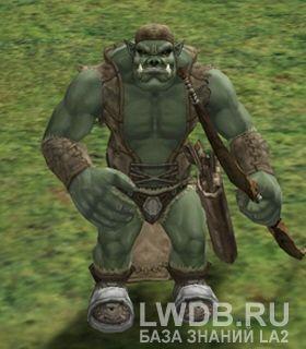 Орк Стрелок - Orc Archer