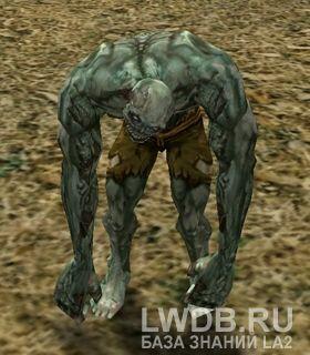 Главарь Зомби Руин - Ruin Zombie Leader