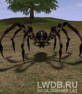 Опасный Паук - Blade Spider