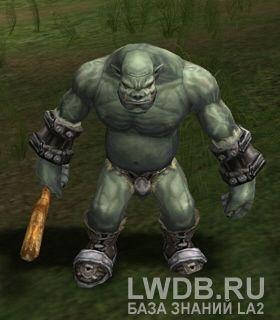 Орк Воитель - Orc Grunt