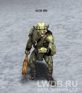 Бандит Гоблинов - Goblin Brigand