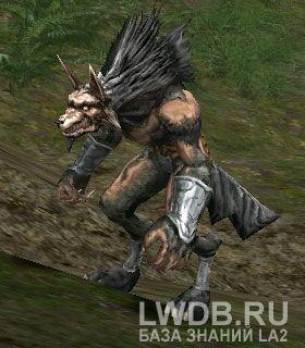 Оборотень Мараку - Maraku Werewolf