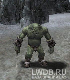 Воитель Орков Утуку - Utuku Orc Grunt