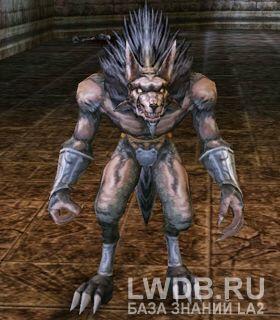 Реликтовый Оборотень - Relic Werewolf
