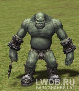 Орк Кабу - Kaboo Orc