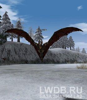 Опасная Летучая Мышь - Blade Bat