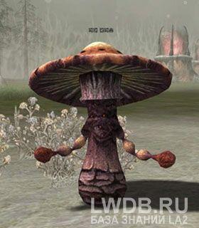 Гигантский Гриб - Giant Fungus