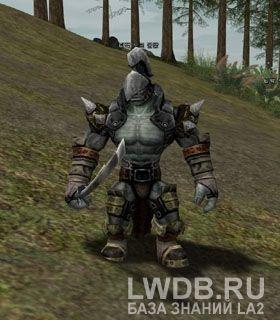 Владыка Орков Тимак - Timak Orc Overlord