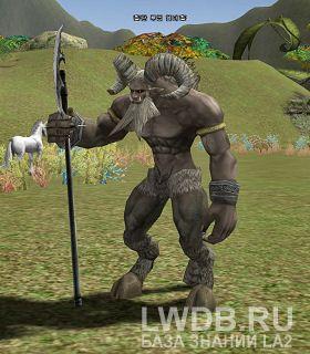 Старший Сатир - Satyr Elder
