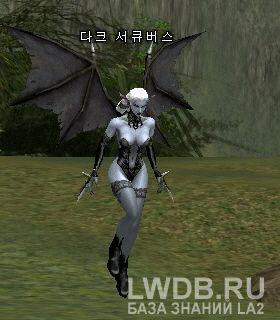 Темный Суккуб - Dark Succubus
