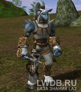 Воин Фавнов Танор - Tanor Silenos Warrior