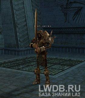Разлагающийся Древний Солдат - Decayed Ancient Soldier