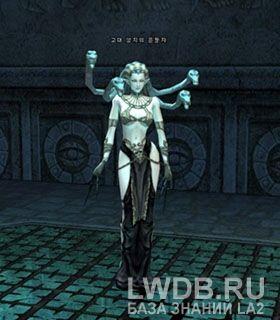 Младший Древний Солдат - Lesser Ancient Soldier