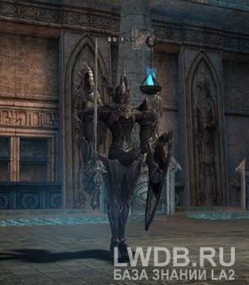 Странствующий Рыцарь Лилим - Lilim Knight Errant