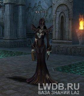 Жрец Лилим - Lilim Priest