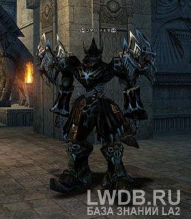 Погребенный Страж - Sepulcher Guard