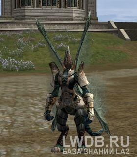 Солдат Игольчатых Стакато - Needle Stakato Soldier