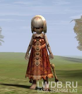 Багровая Кукла - Crimson Doll Blader