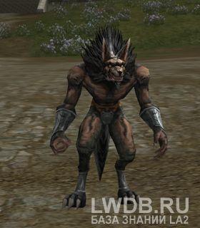 Оборотень Замерзших Пустошей - Frozen Wasteland Werewolf
