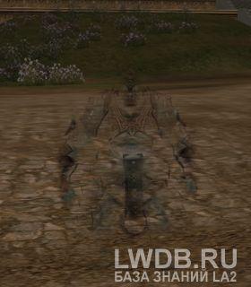 Страж Храма - Temple Guard