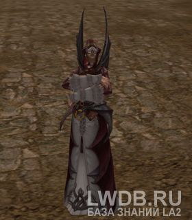 Верховный Жрец Тироля - Triol's High Priest