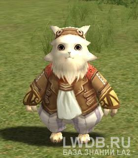 Лидер Кошачьей Банды - Leader of Cat Gang